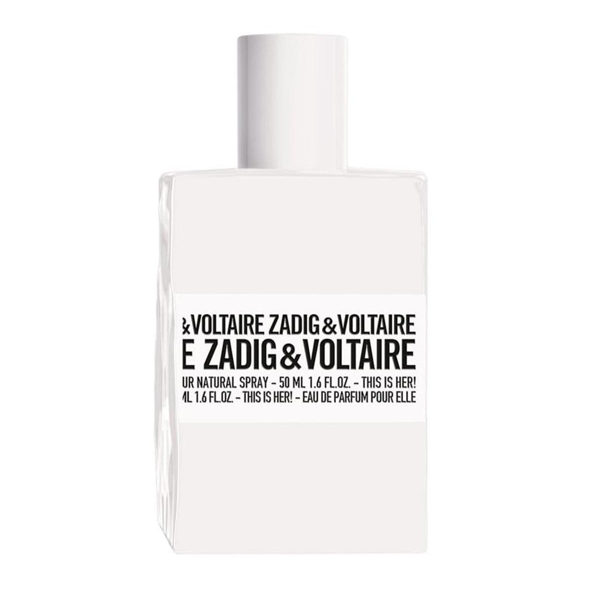 Zadig voltaire this is her eau de parfum 30ml vaporizador