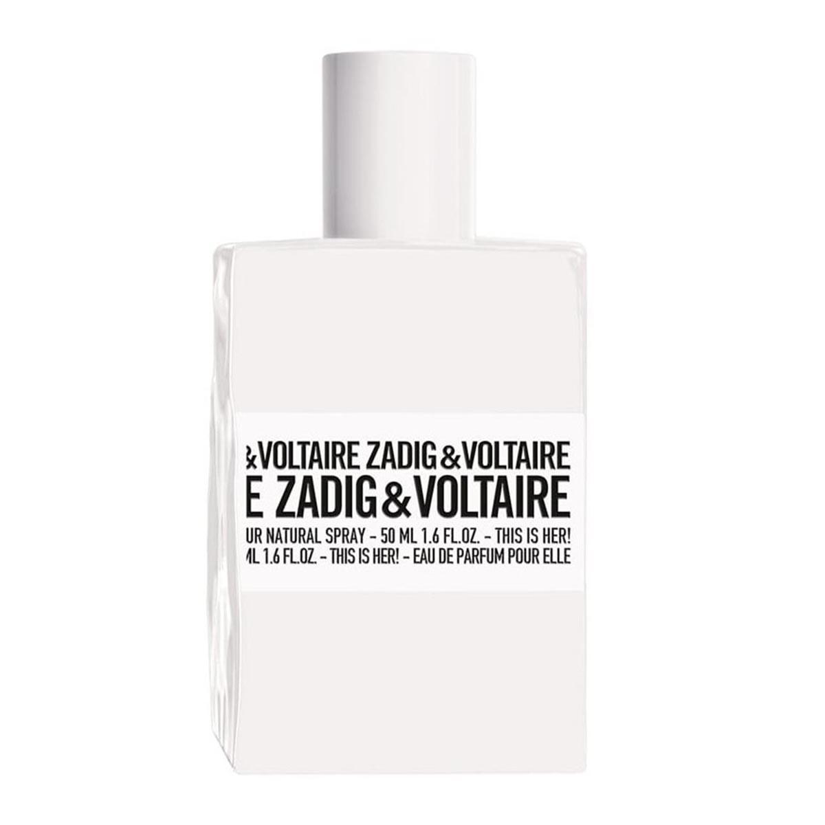 Zadig voltaire this is her eau de parfum 100ml vaporizador