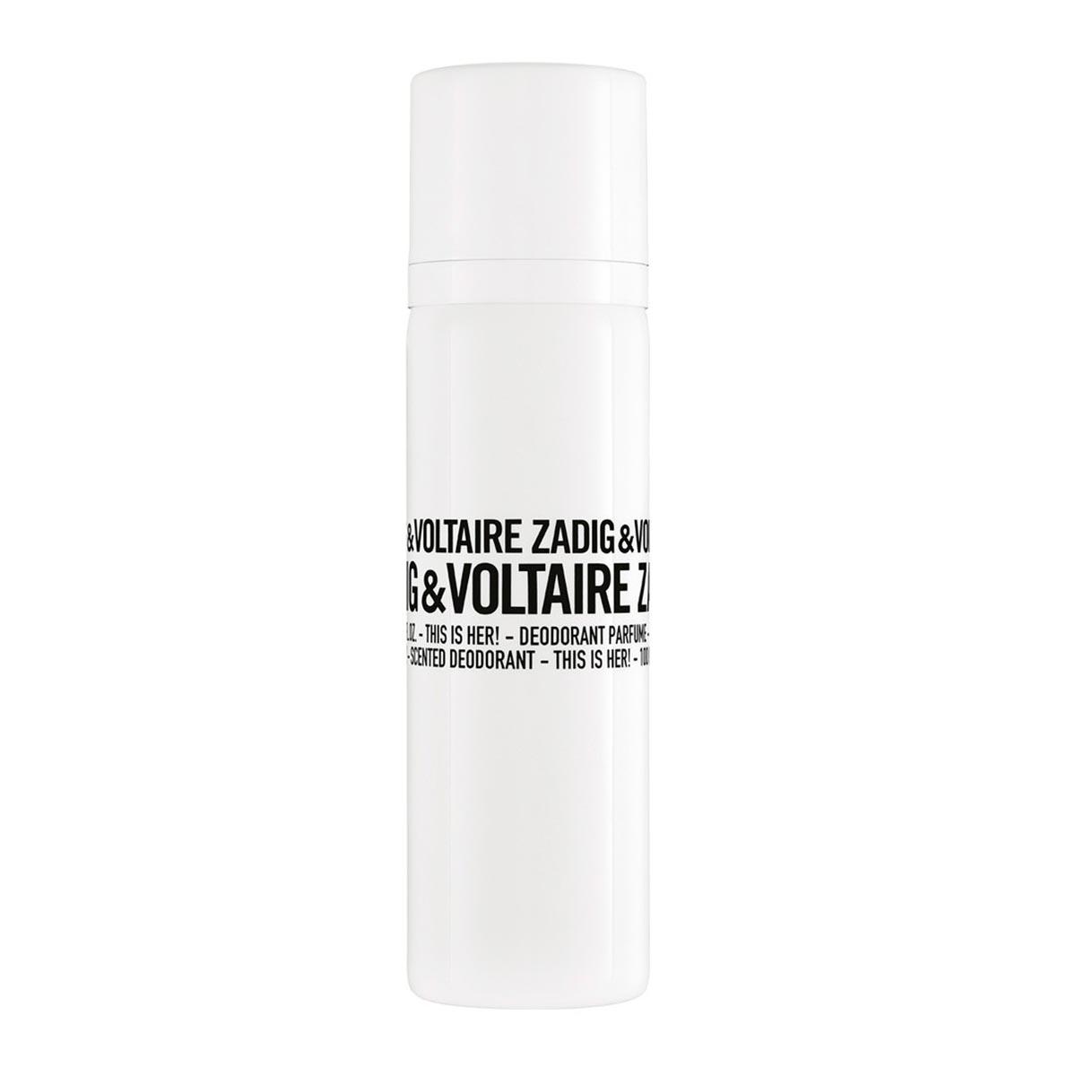 Zadig voltaire this is her desodorante 100ml vaporizador