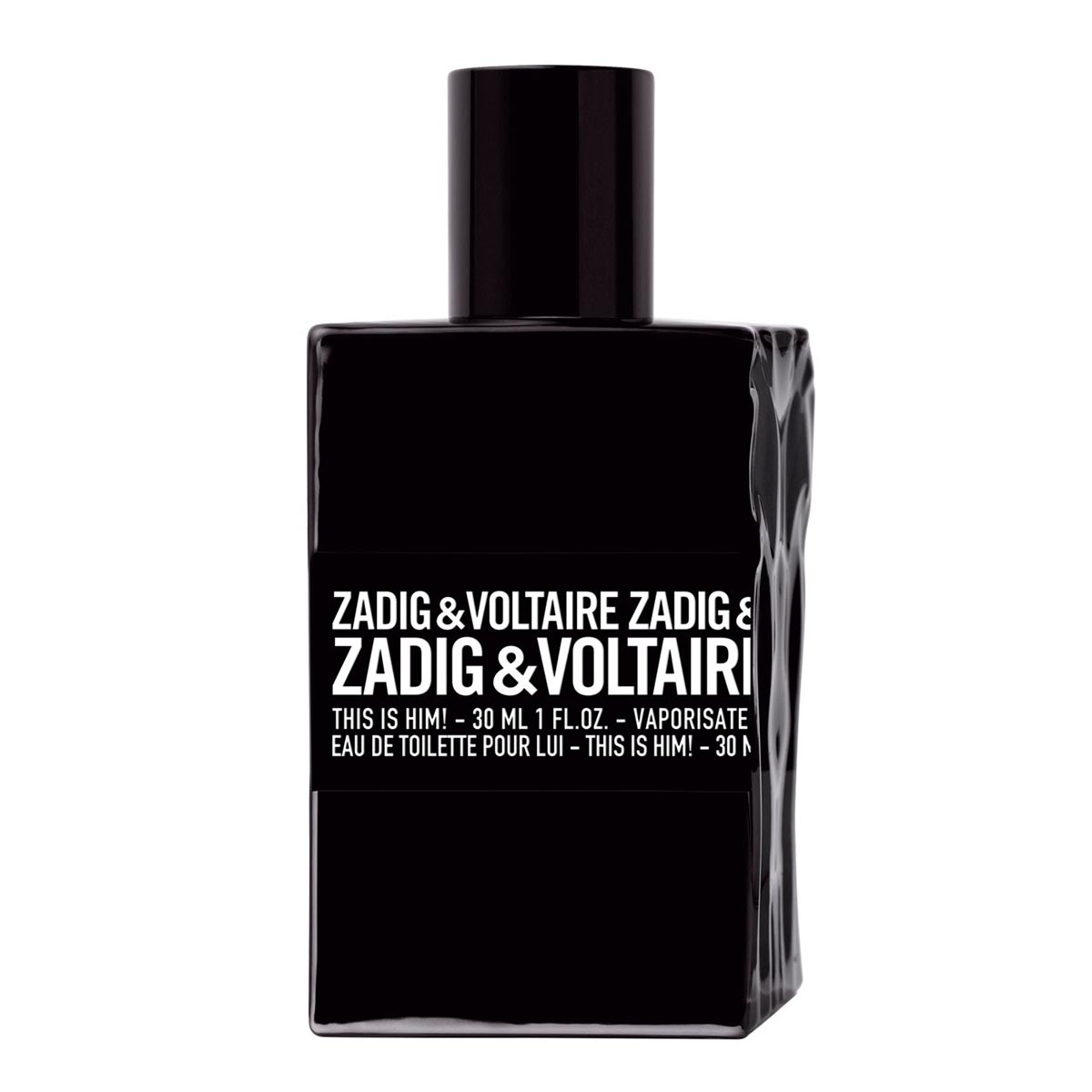 Zadig voltaire this is hime eau de toilette 100ml vaporizador