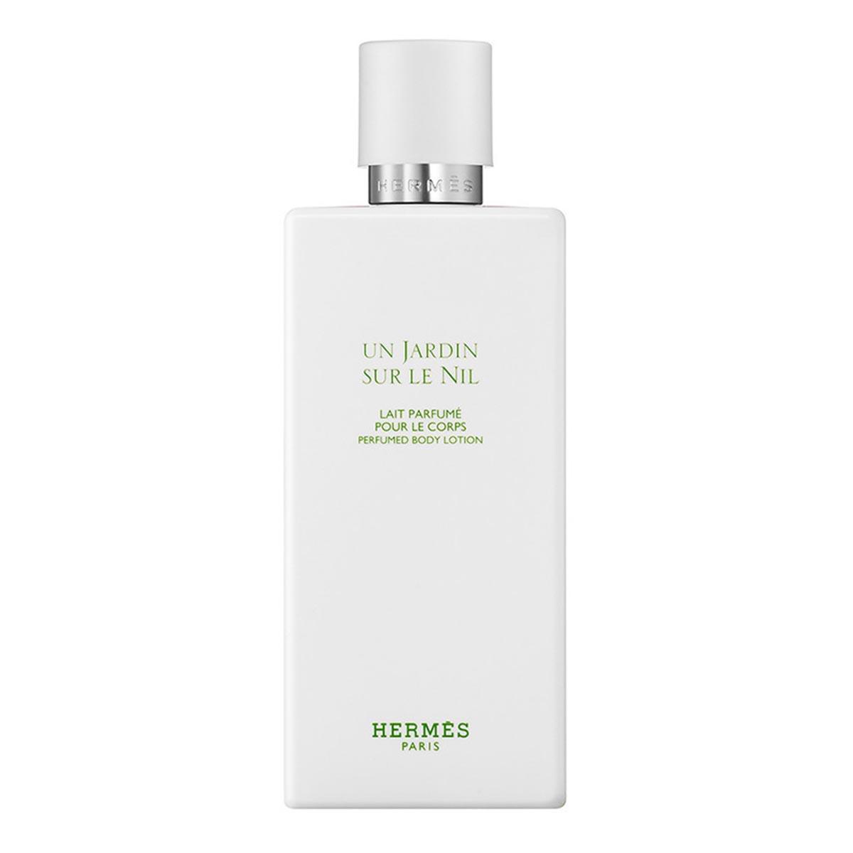 Hermes un jardin sur le nil perfumed body lotion 200ml