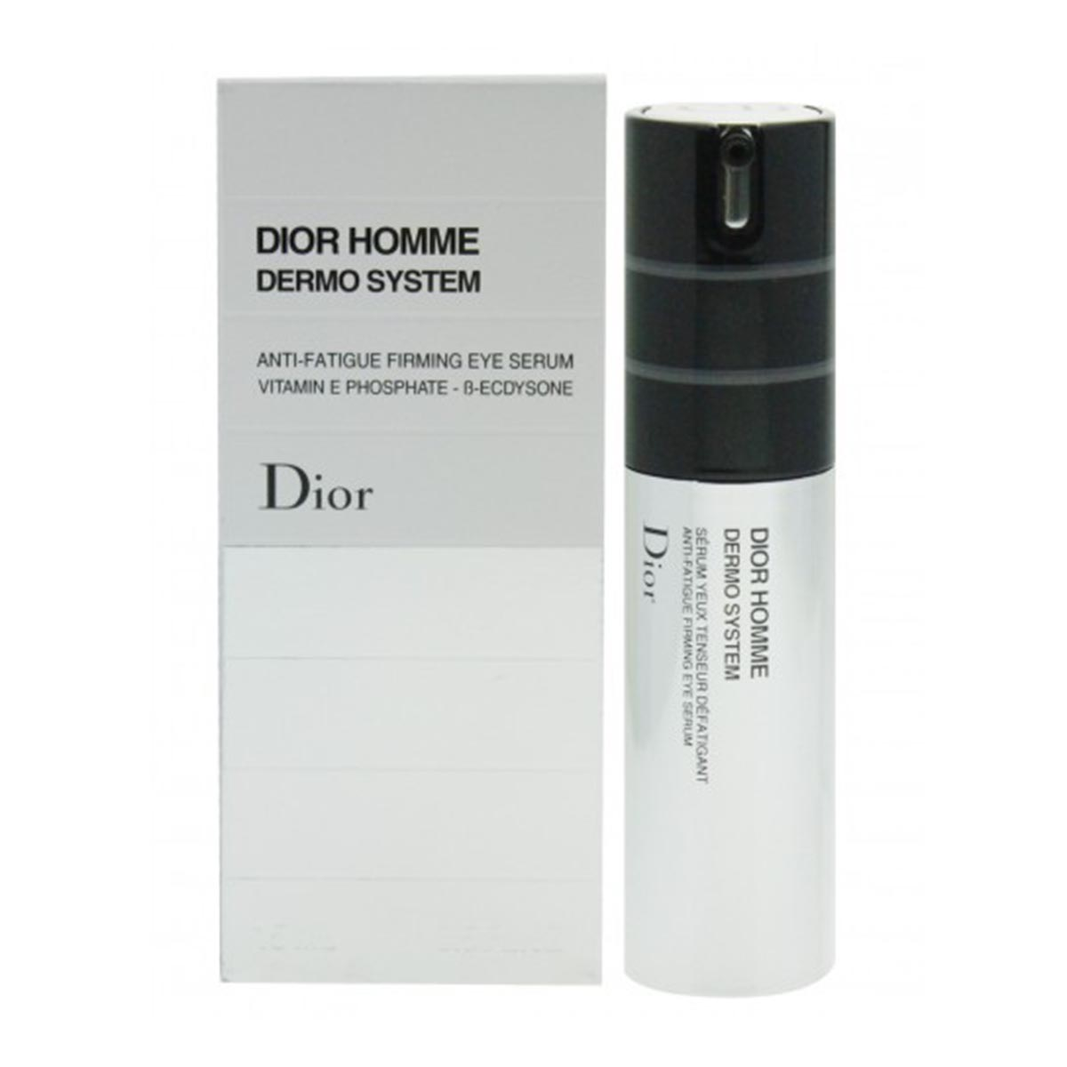 Dior homme anti fatigue firming eye serum 15ml