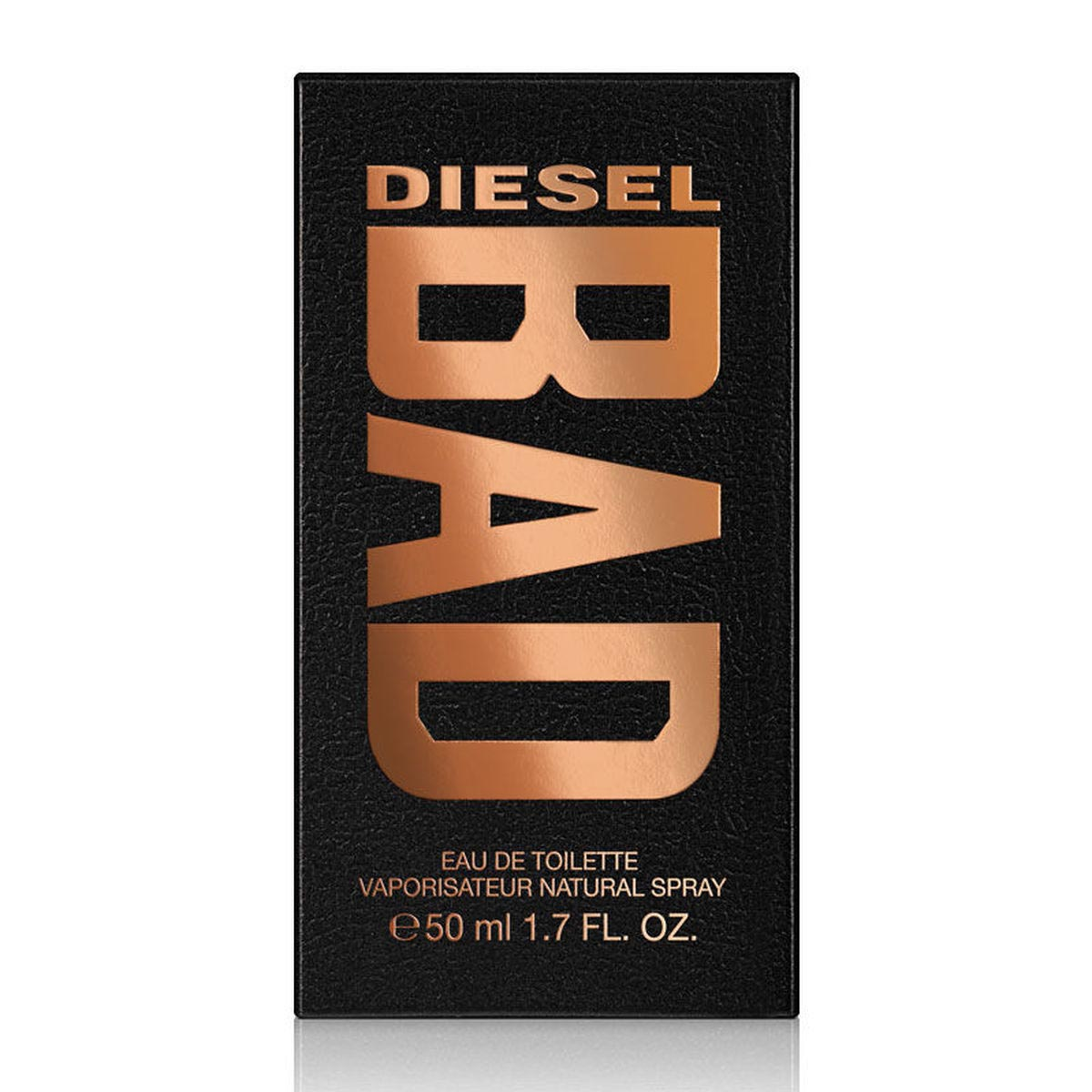 Diesel bad eau de toilette 125ml vaporizador