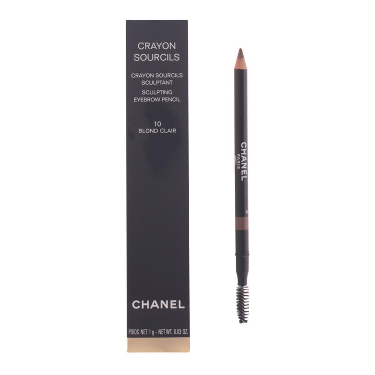 Chanel sculpting eyebrow pencil 10 blond clair