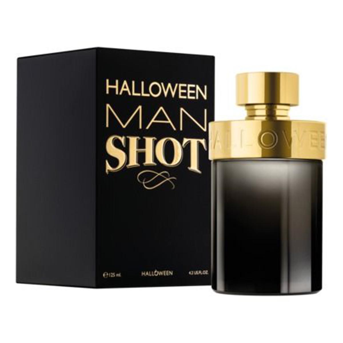 Jesus del pozo halloween man shot eau de toilette 75ml vaporizador