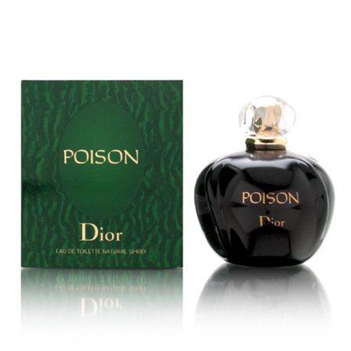 Dior poison girl eau de toilette 50ml vaporizador