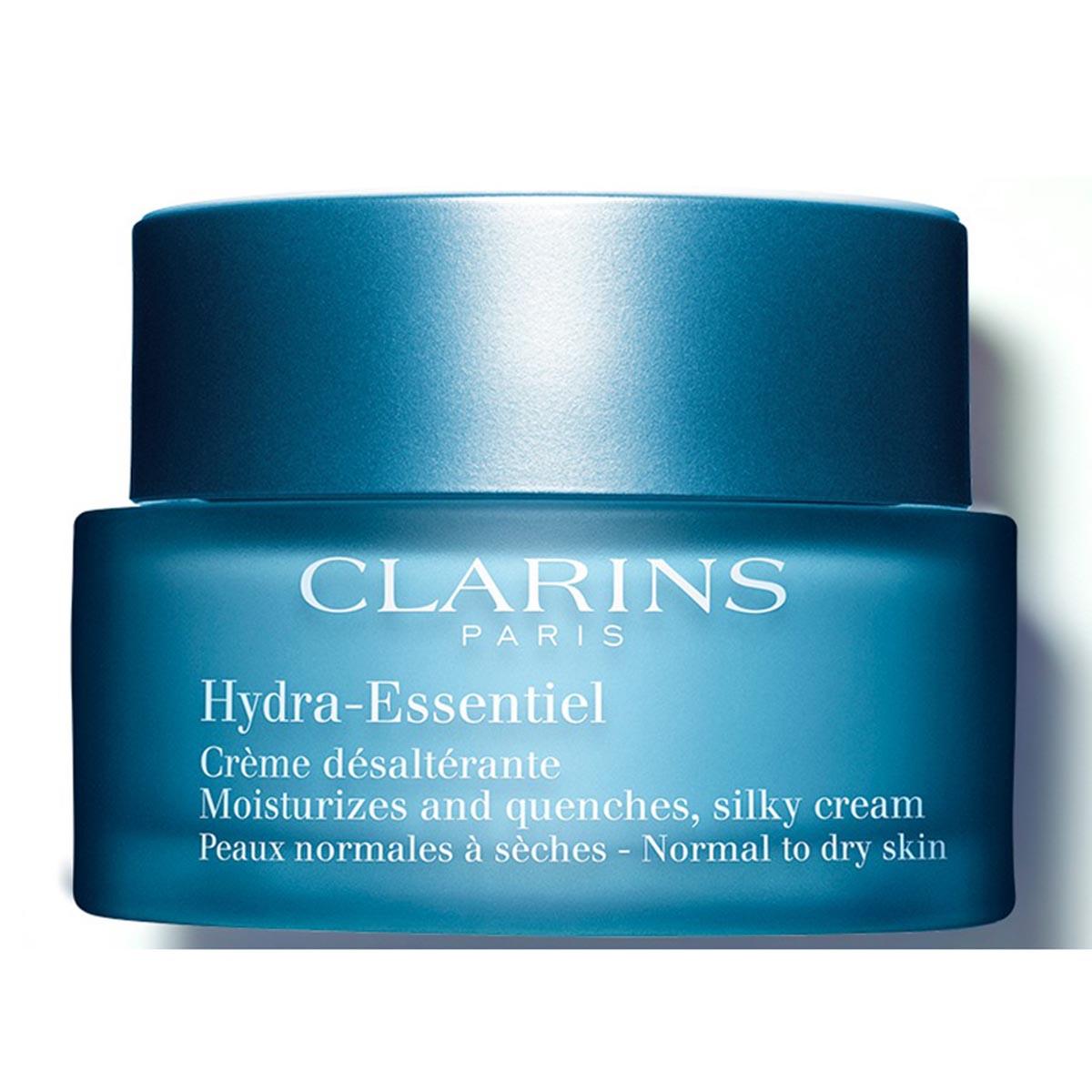 Clarins hydra essentiel creme desalterante peaux normales a seches 50ml