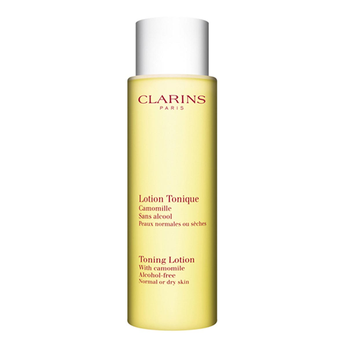 Clarins toning lotion with aloe vera dry skins 200ml