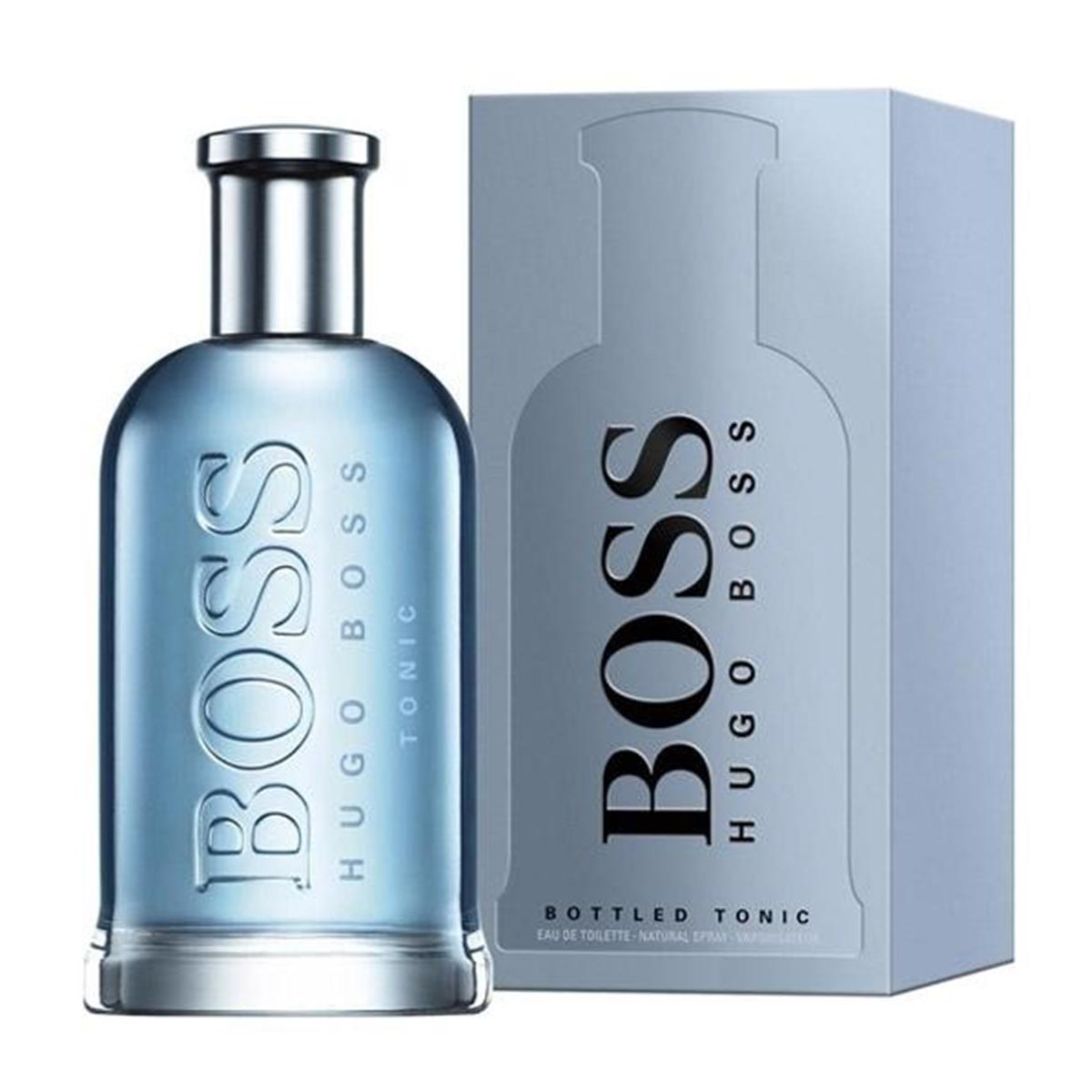 Hugo boss bottled tonic eau de toilette 50ml vaporizador