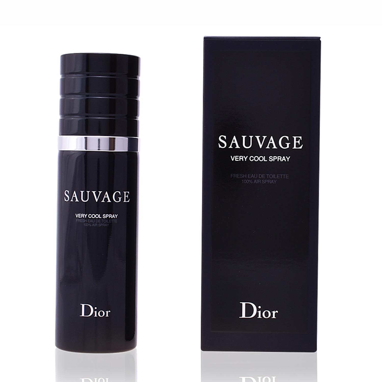 Dior sauvage very cool spray eau de toilette 100ml vaporizador