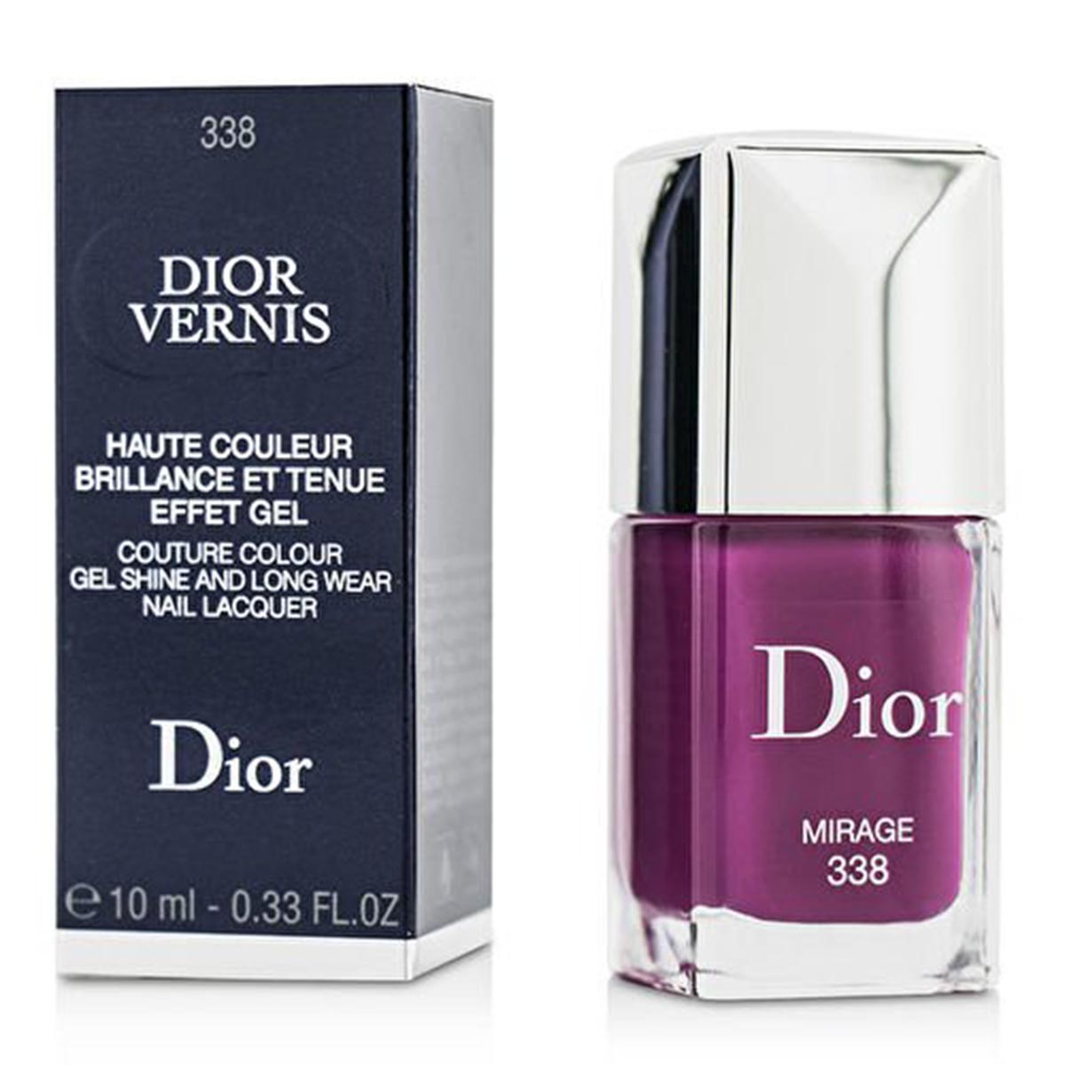 Dior vernis nail lacquer 338 mirage