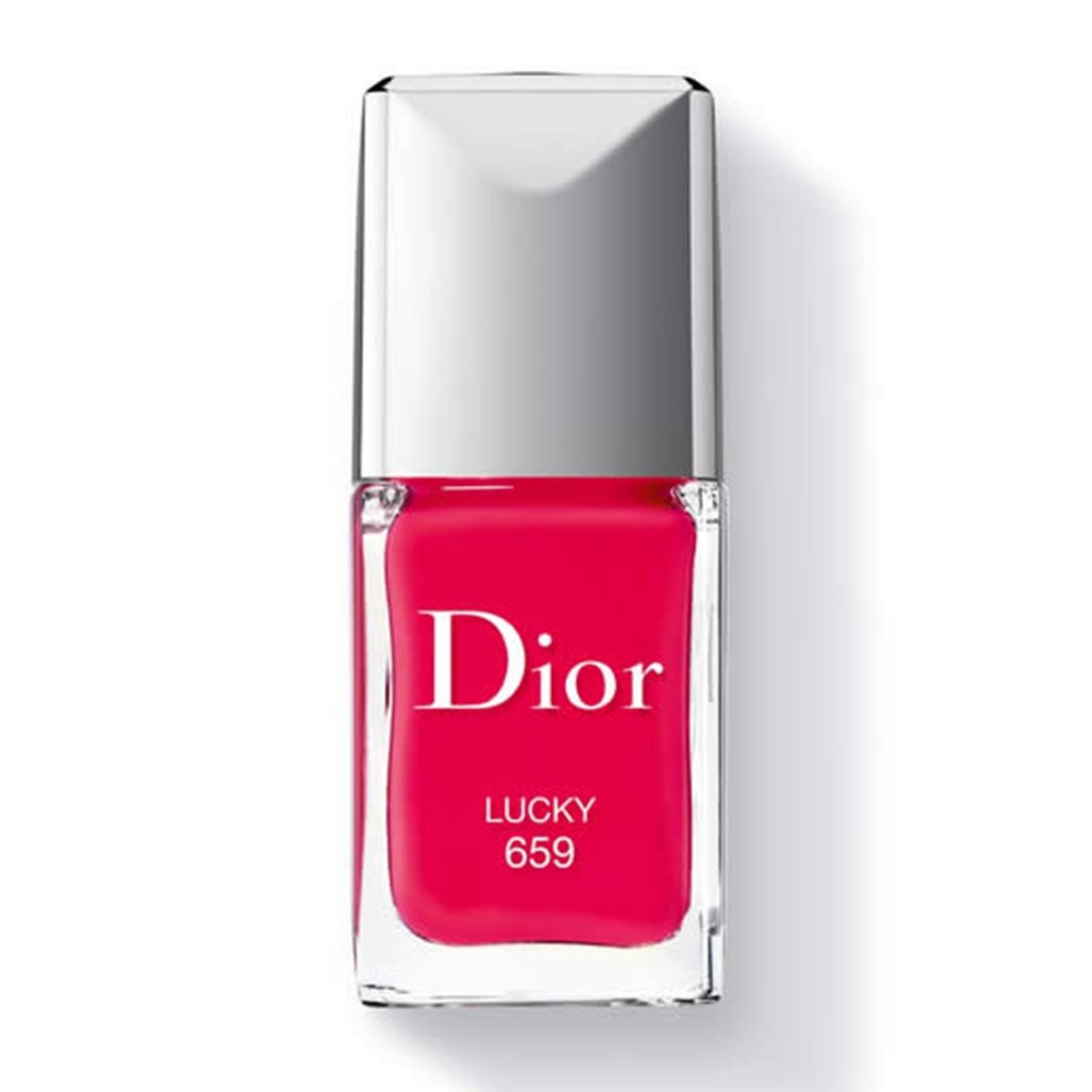 Dior vernis nail lacquer 659 lucky