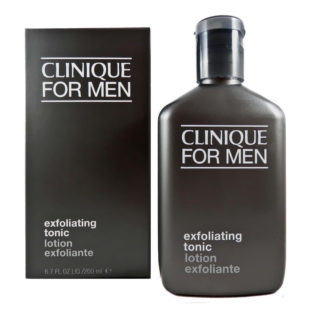 Clinique for men exfoliating lotion 200ml