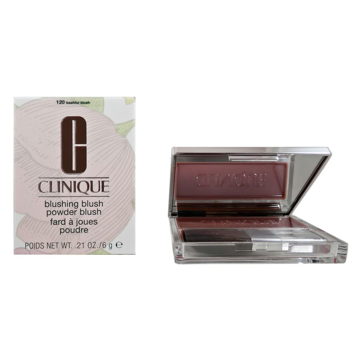Clinique powder blush 120 bashful blush