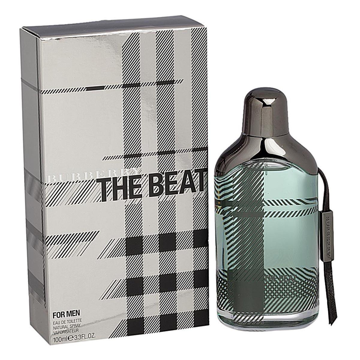 Burberry the beat eau de toilette for men 100ml vaporizador
