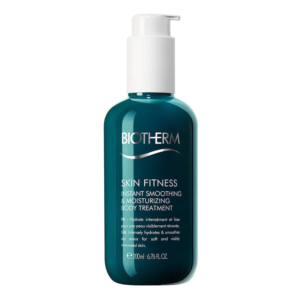 Biotherm skin fitness instant smoothing moisturizing body treatment 200ml