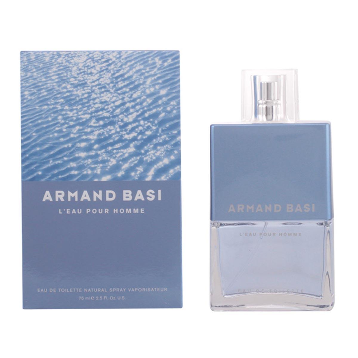 Armand basi l eau pour homme eau de toilette 125ml vaporizador