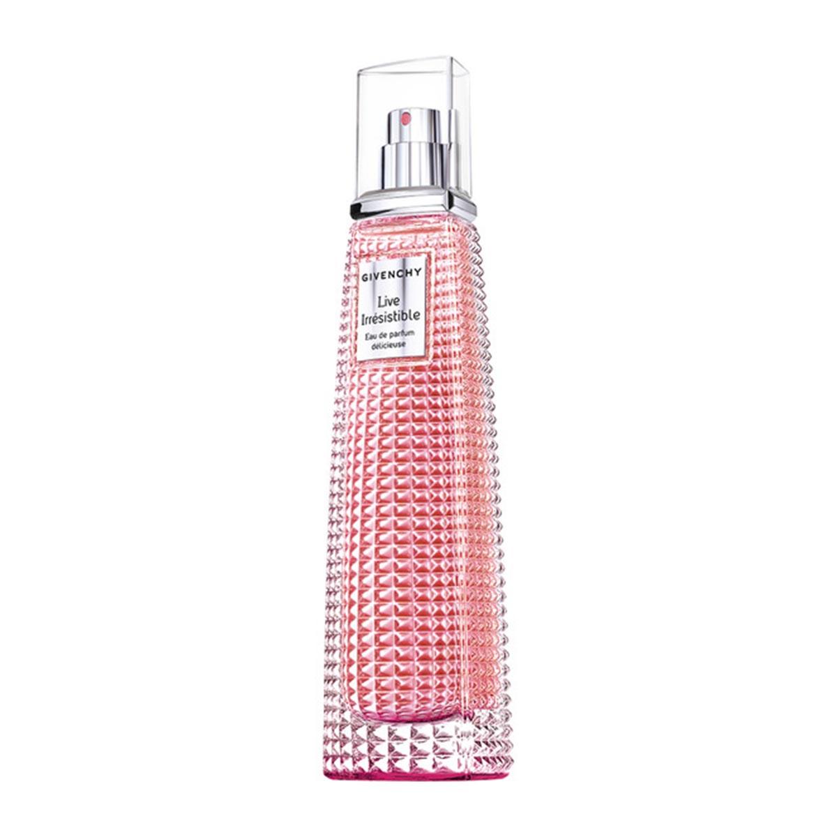 Givenchy live irresistible delicieuse eau de parfum 50ml vaporizador