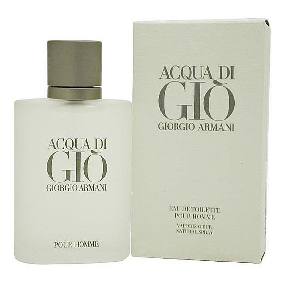 Giorgio armani acqua di gio eau de toilette 30ml vaporizador