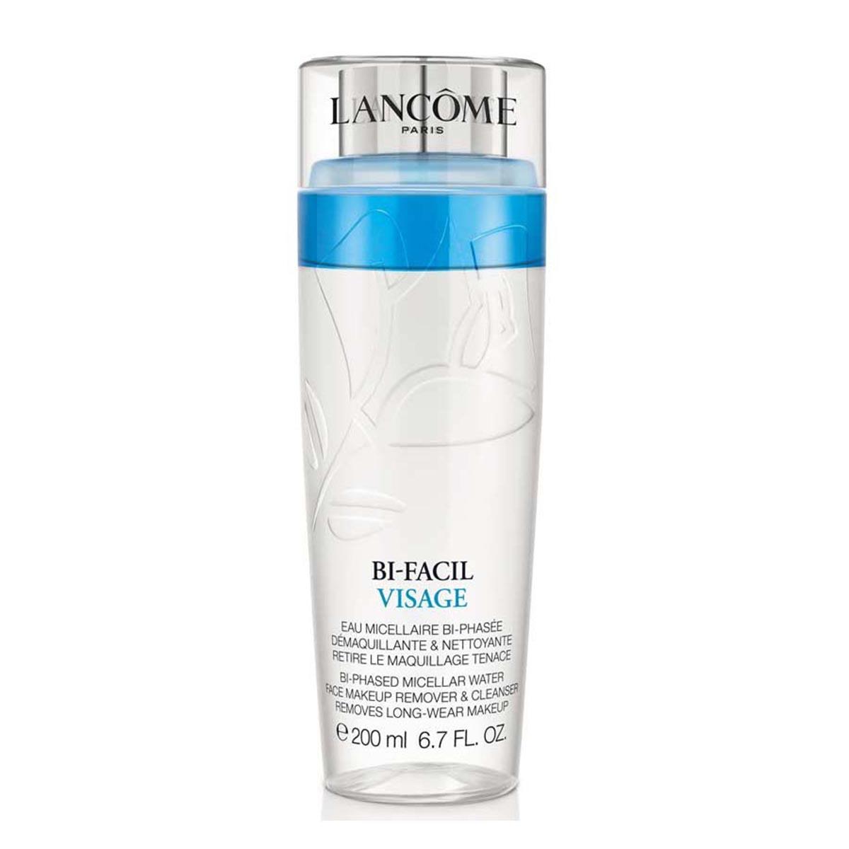 Lancome bi facil visage eau micellaire cleanser 200ml