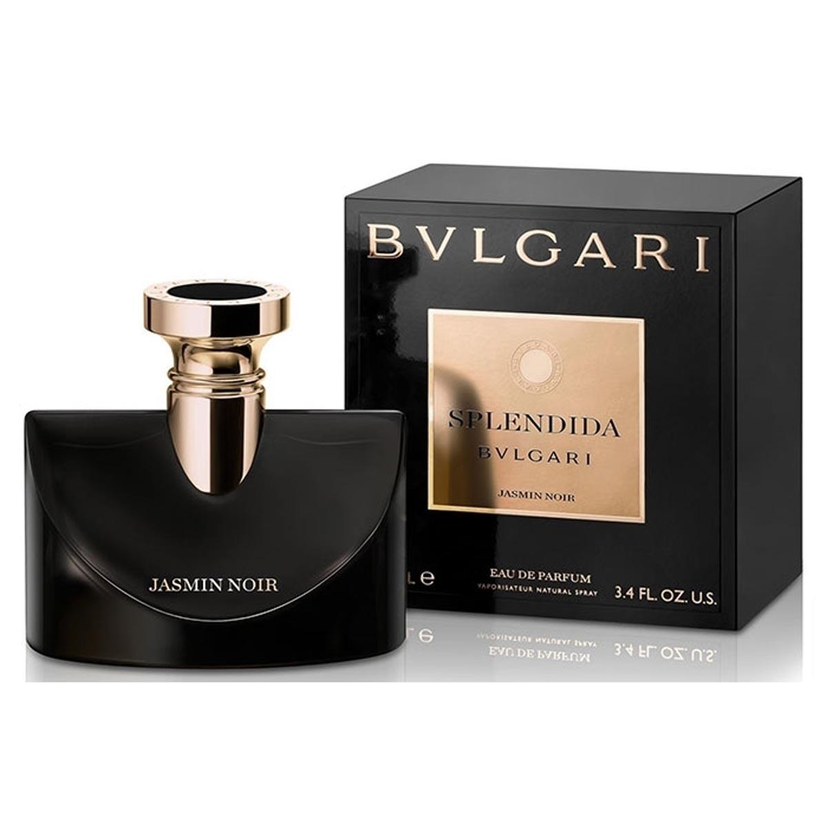 Bvlgari splendida jasmin noir eau de parfum 100ml vaporizador