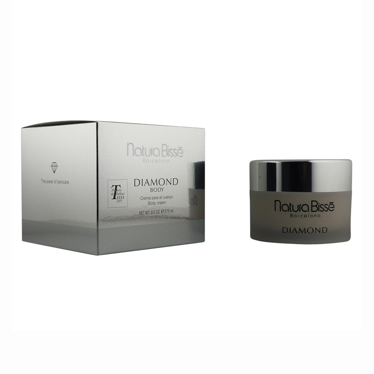 Natura bisse diamond body crema 275ml