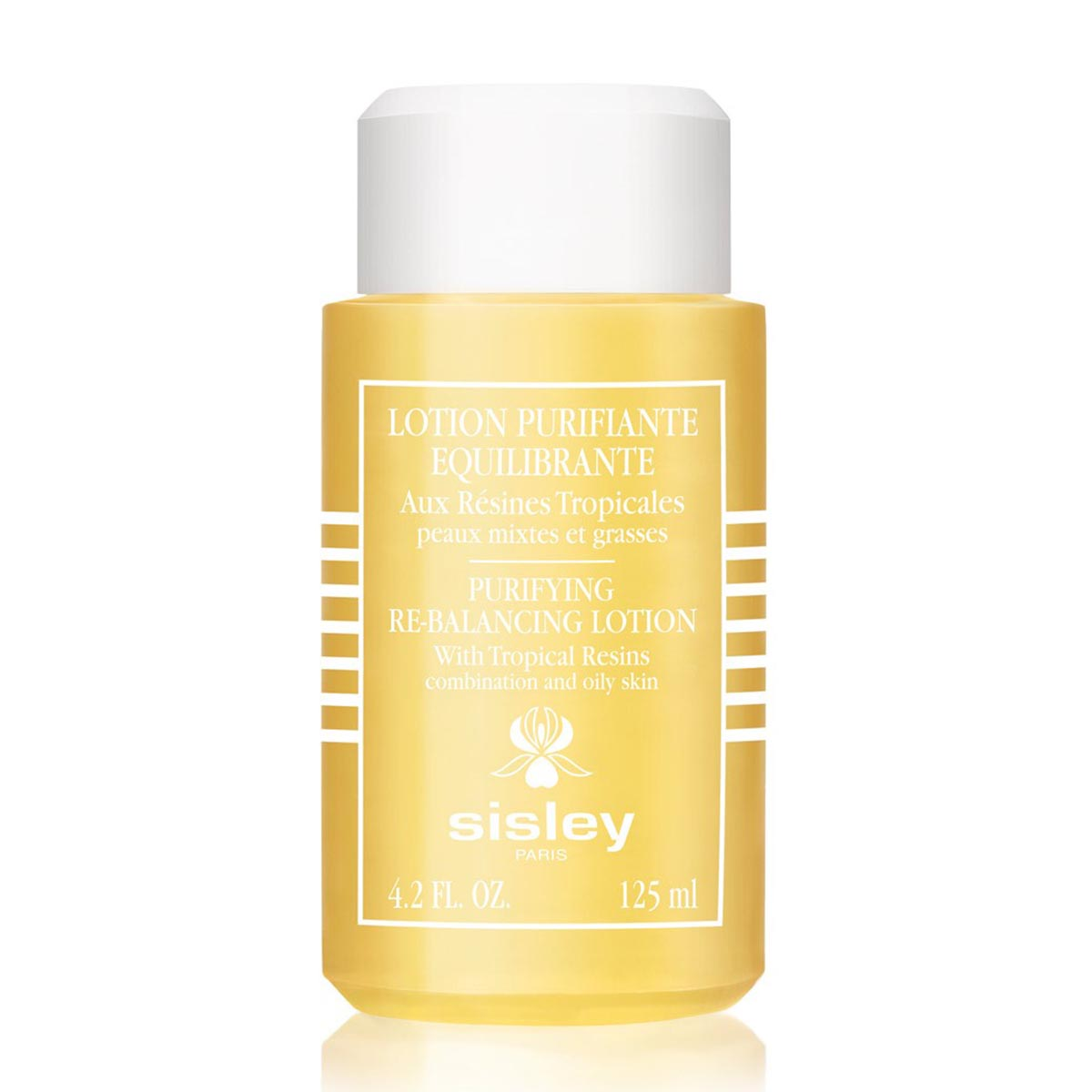 Sisley lotion purifying re balancing lotion with tropical resins 125ml