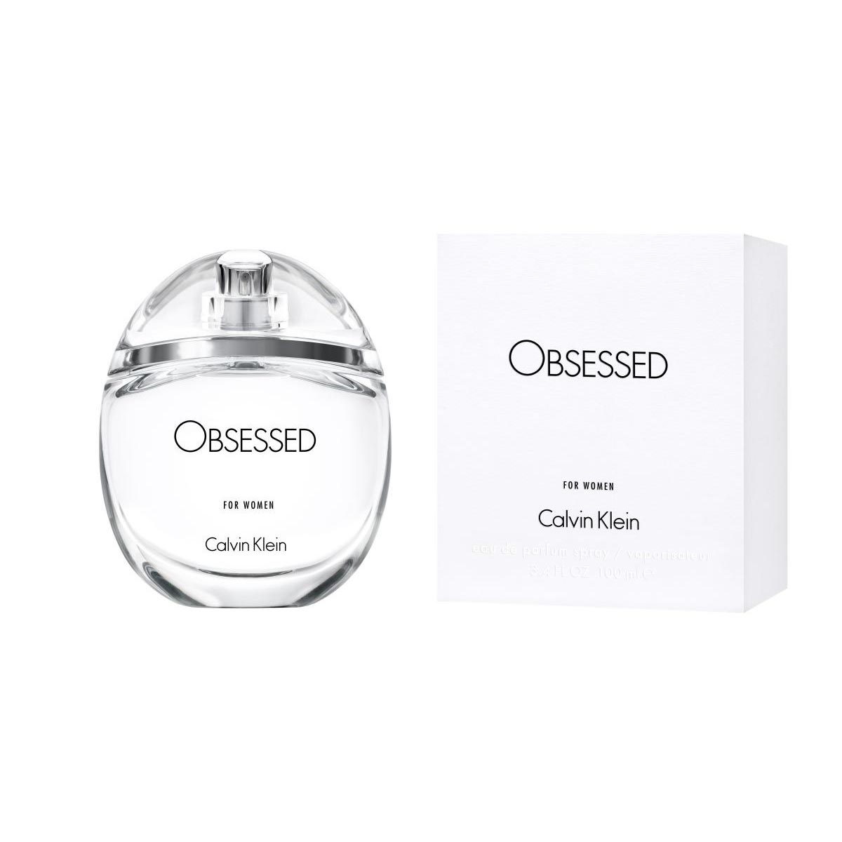 Calvin klein obsessed for women eau de parfum 100ml vaporizador