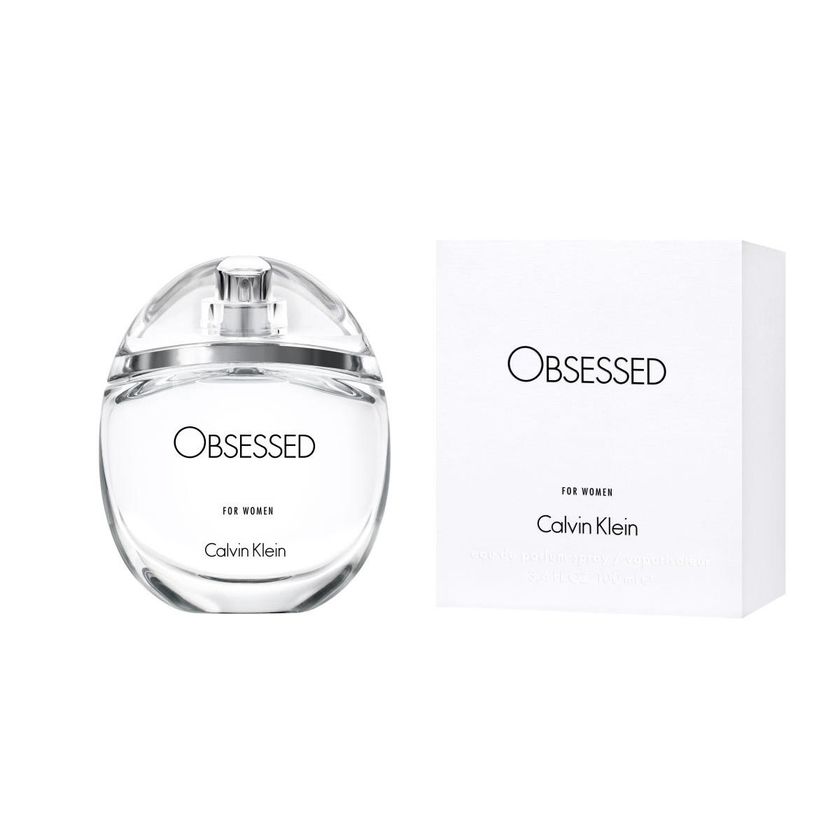 Calvin klein obsessed for women eau de parfum 50ml vaporizador