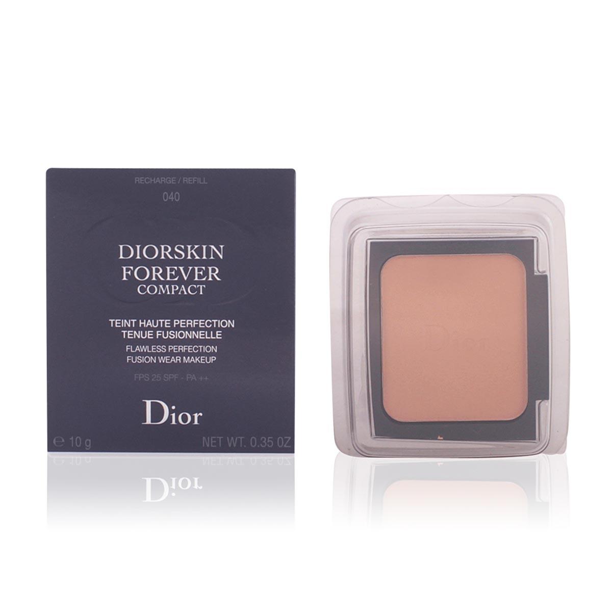 Dior diorskin forever compact powder refill 040