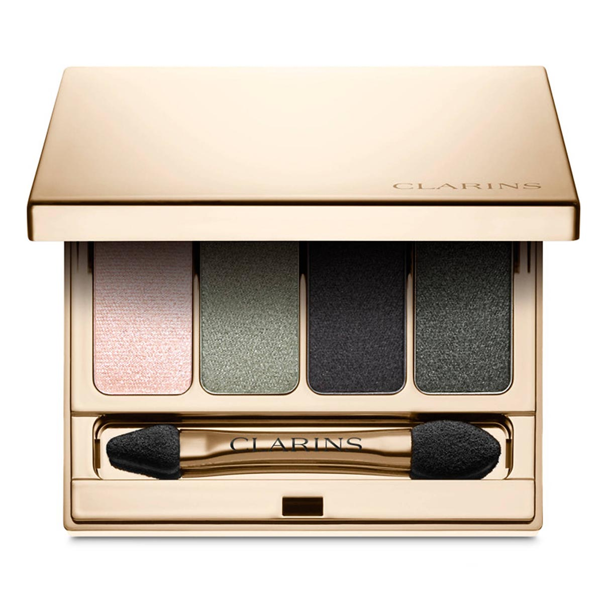Clarins 4 colour eyeshadow palette 06