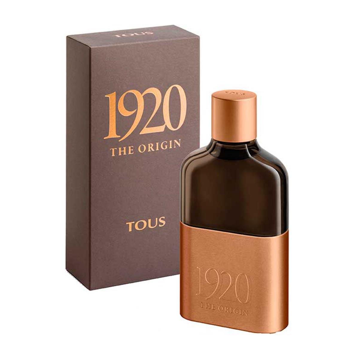 Tous 1920 the origin eau de parfum pour homme 100ml vaporizador