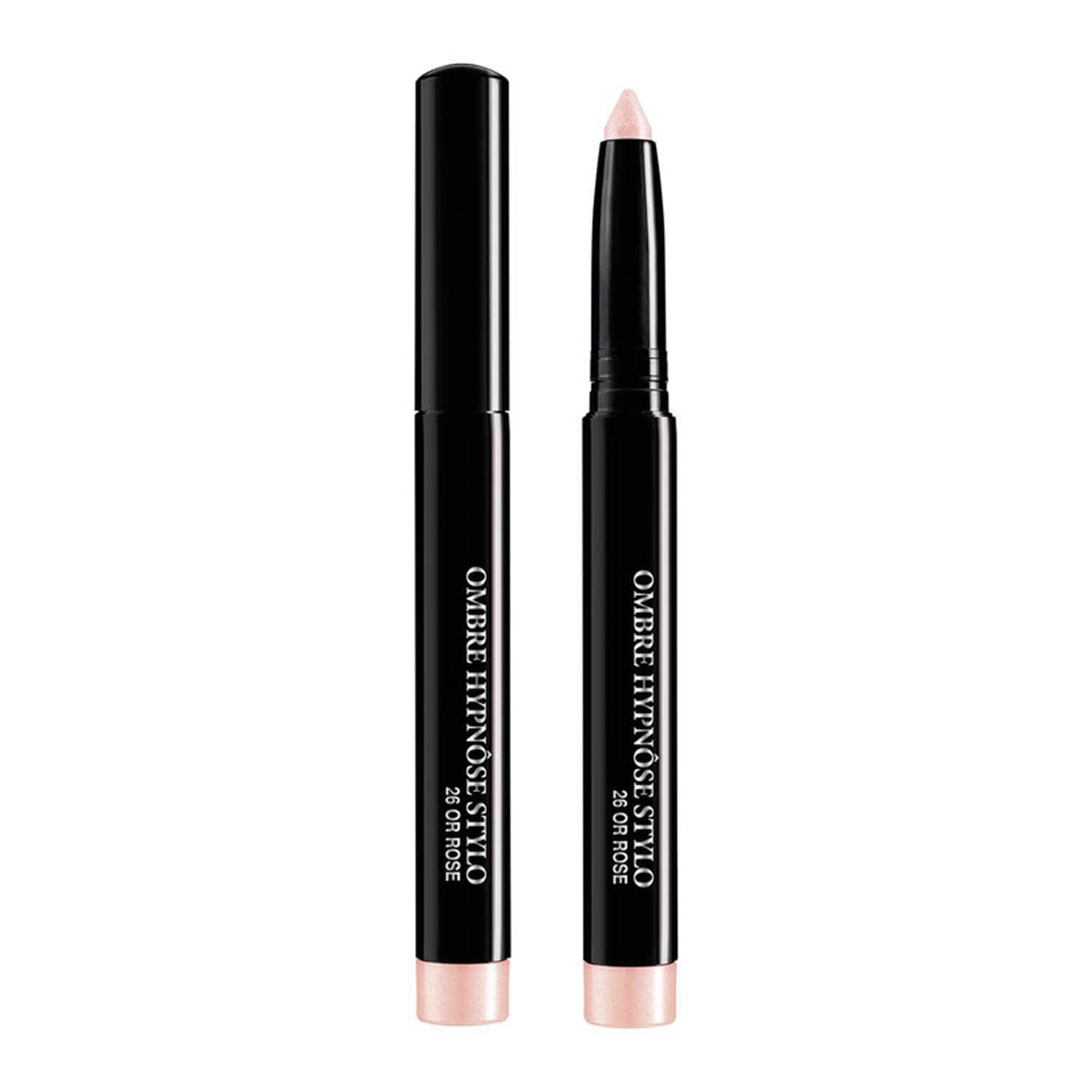 Lancome ombre hypnose stylo 26 or rose