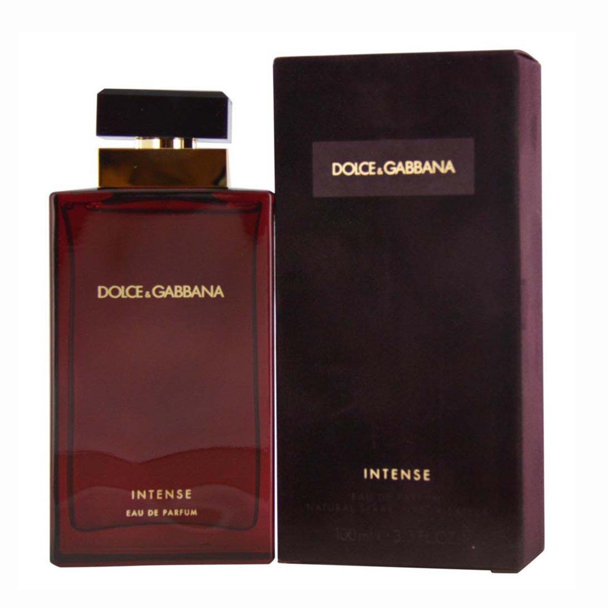 Dolce gabbana femme intense eau de parfum 25ml vaporizador
