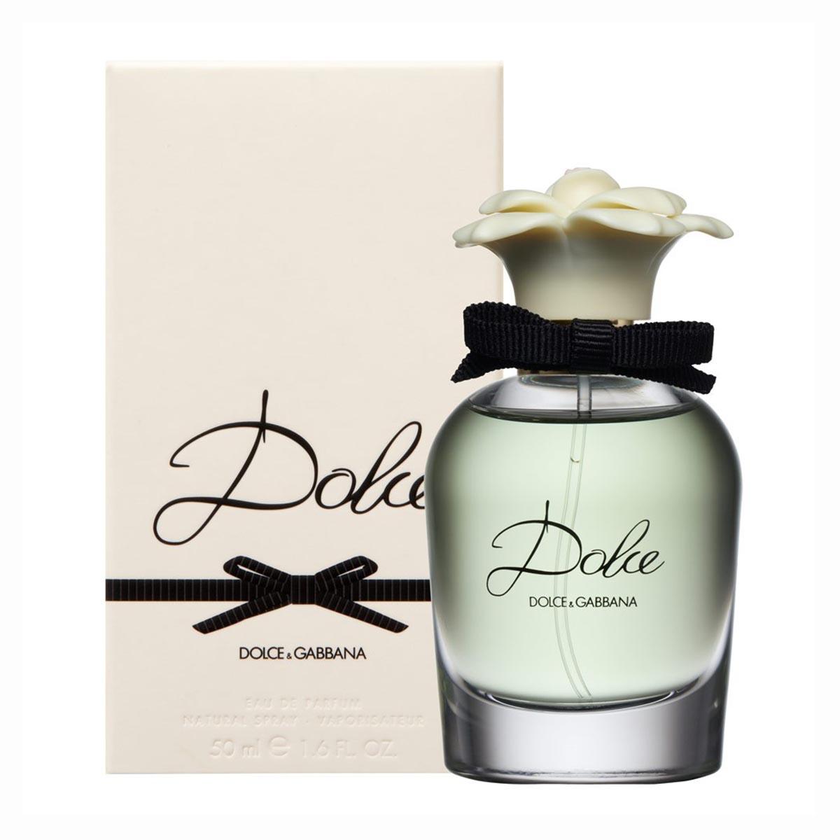 Dolce gabbana dolce eau de parfum 50ml vaporizador
