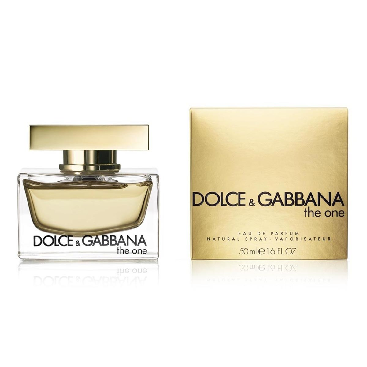 Dolce gabbana the one d g eau de parfum 50ml vaporizador