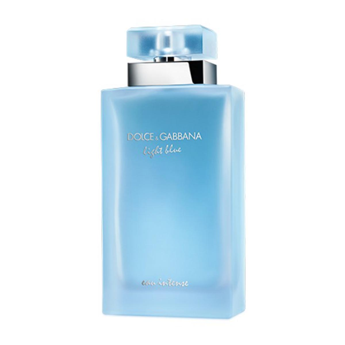 Dolce gabbana light blue eau intense eau de parfum 25ml vaporizador