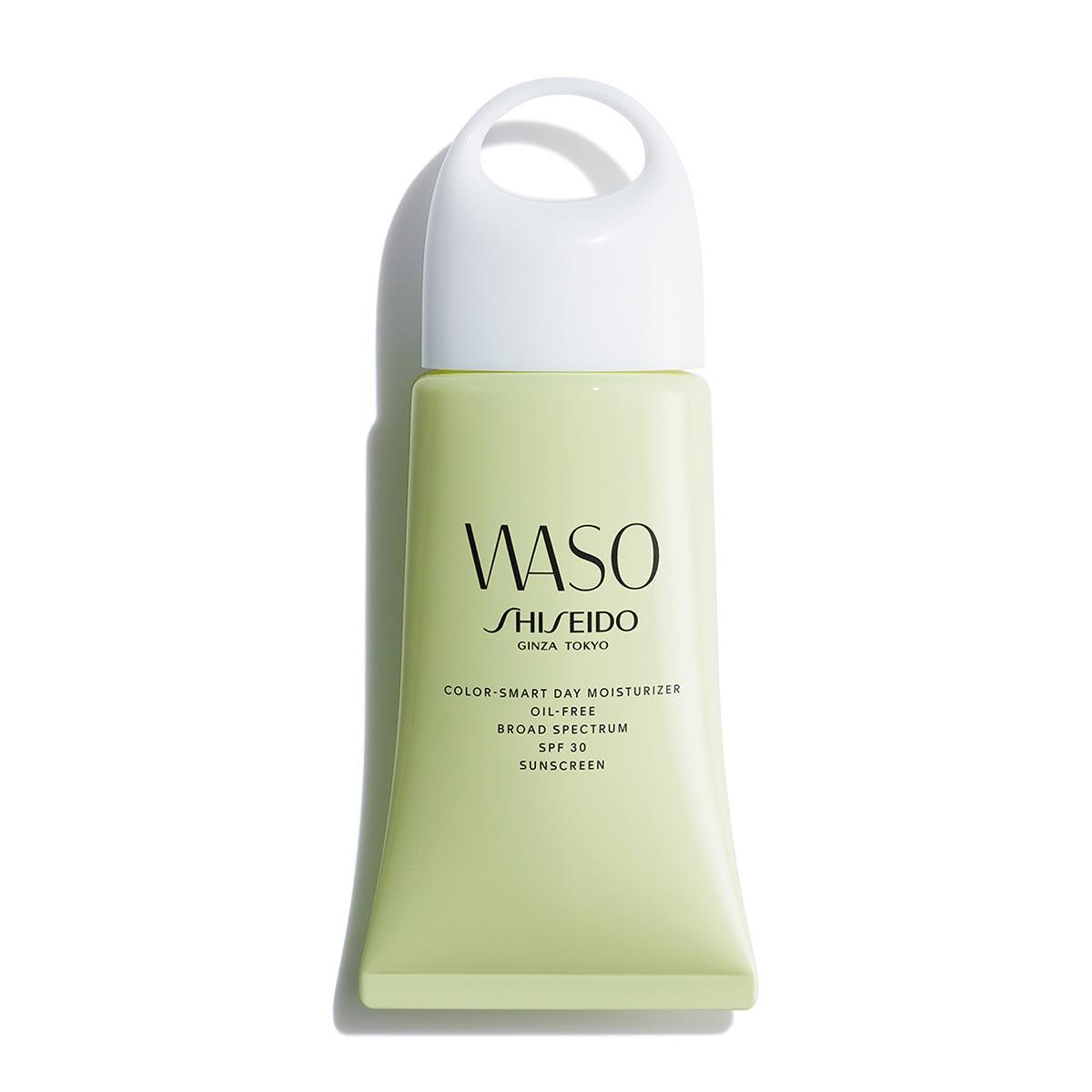 Shiseido waso color smart day moisturizer oil free spf30 50ml