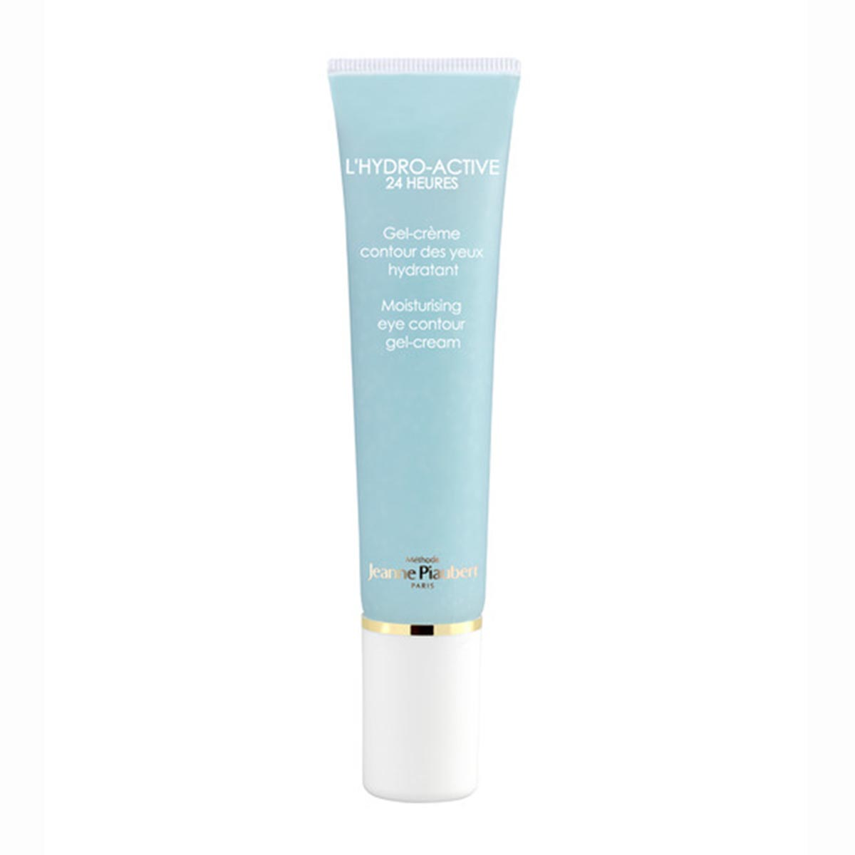 Jeanne piaubert l hydro active 24h moisrutizing eye contour gel cream 15ml