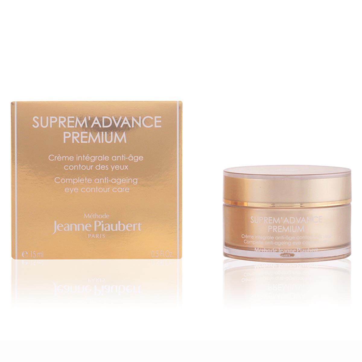 Jeanne piaubert suprem advance premium anti ageing eye contour care 15ml
