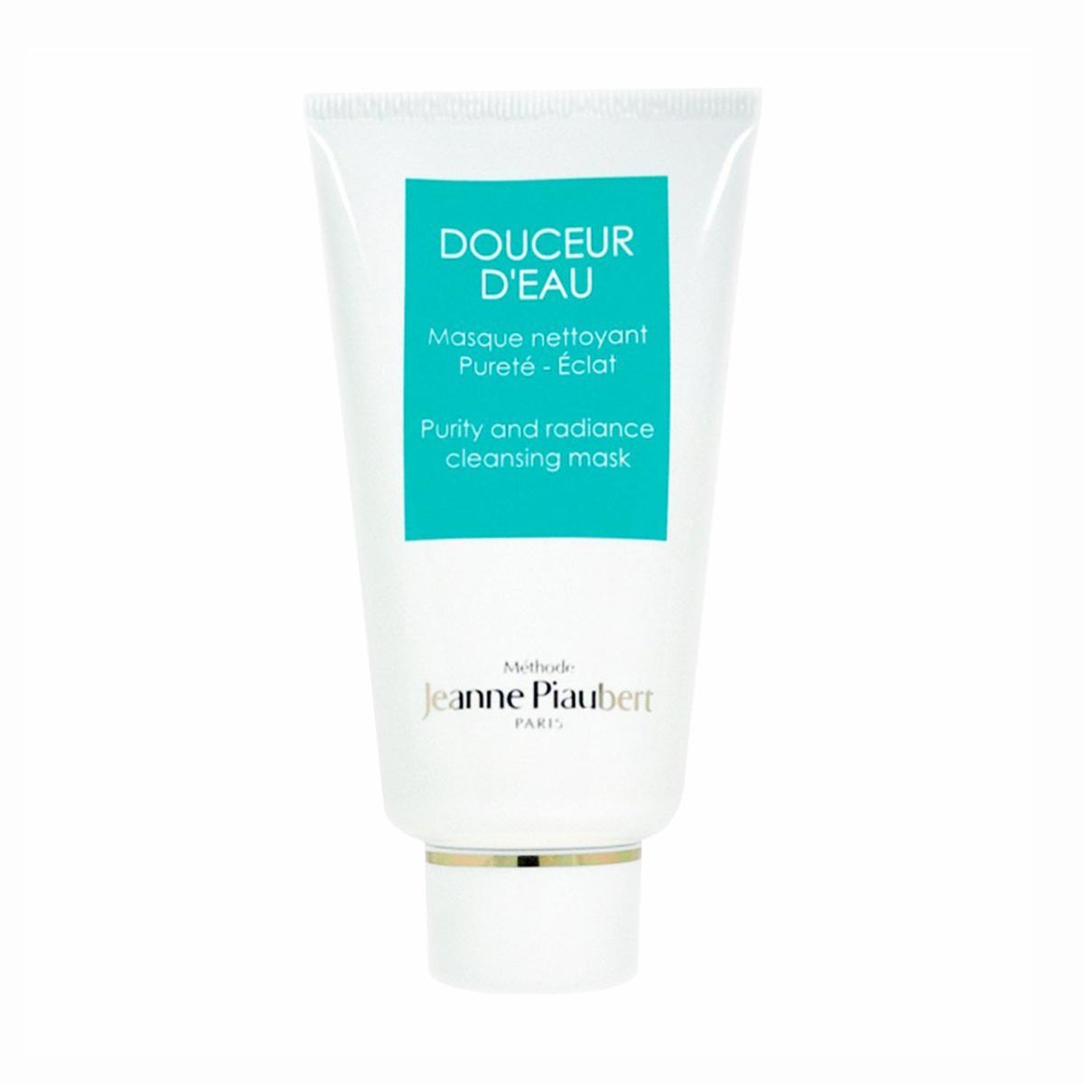 Jeanne piaubert douceur d eau purity and radiance cleansing mask 75ml