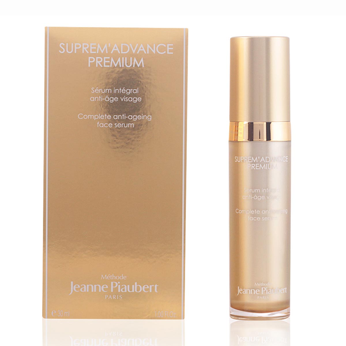 Jeanne piaubert suprem advance premium complete anti ageing face serum 30ml