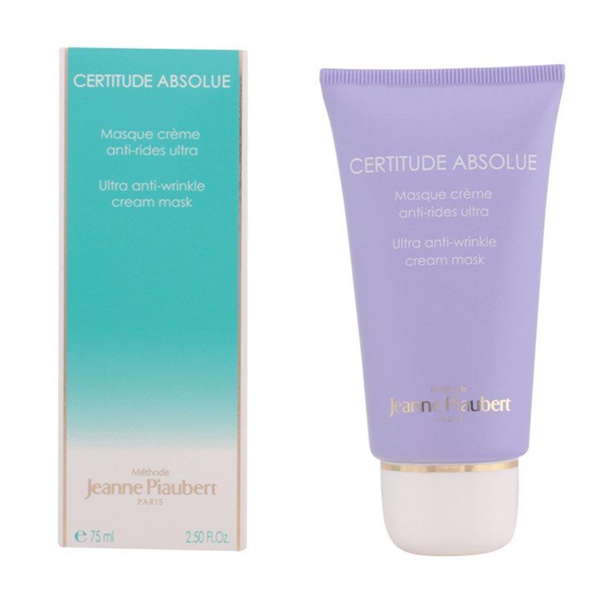 Jeanne piaubert certitude absolue ultra cream mask anti wrinkle 75ml