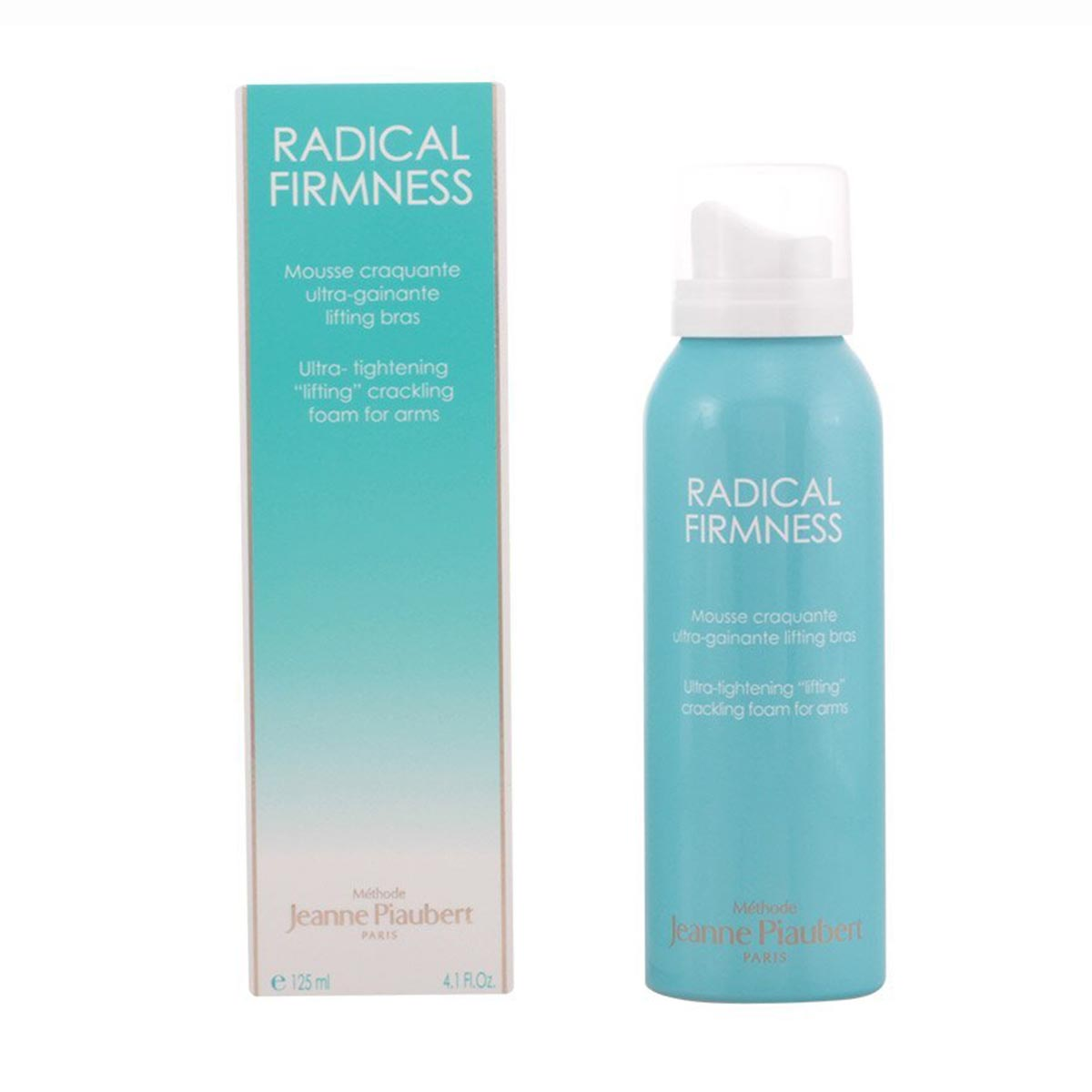 Jeanne piaubert radical firmness ultra tightening foam for arms 125ml