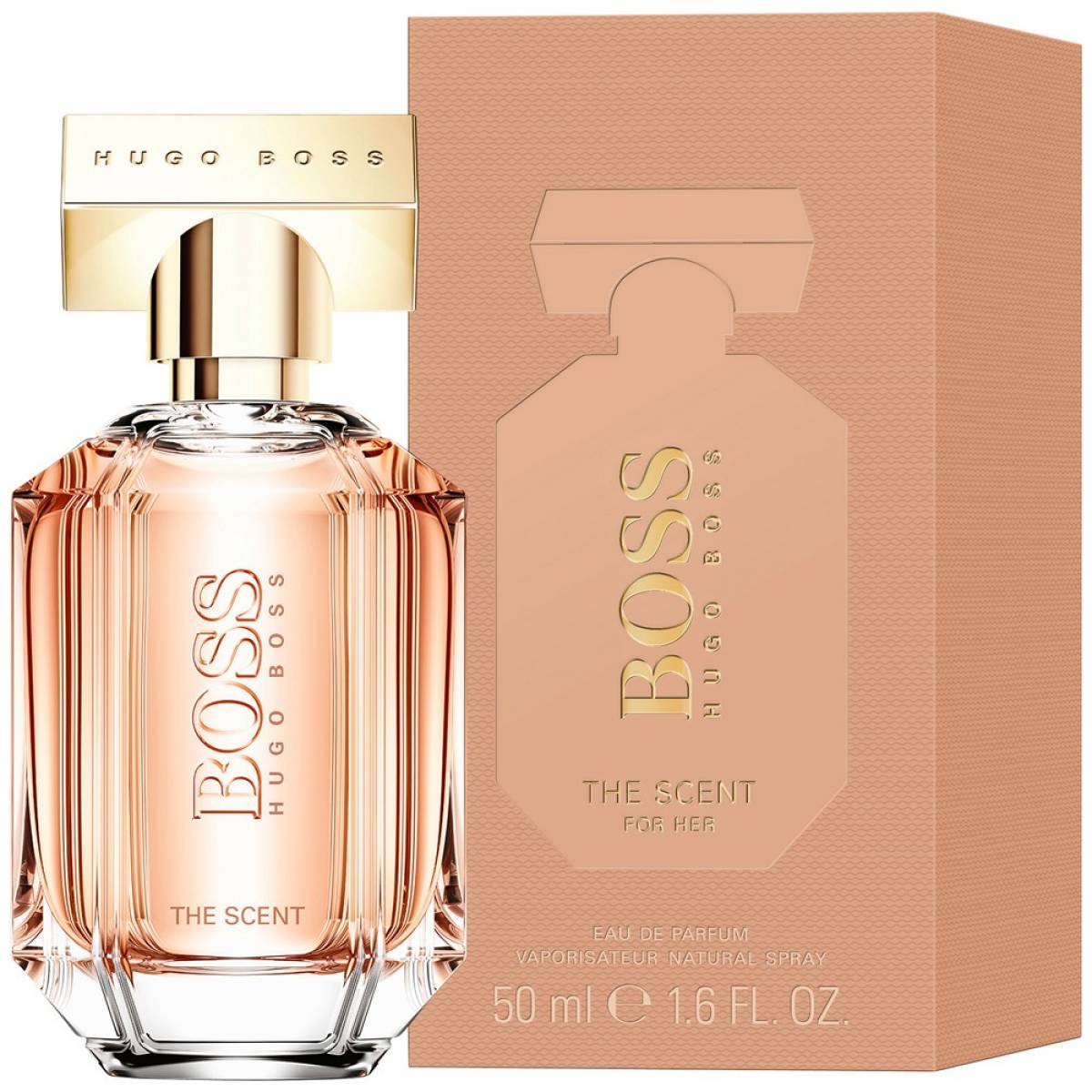 Hugo boss the scent for her eau de parfum 50ml vaporizador