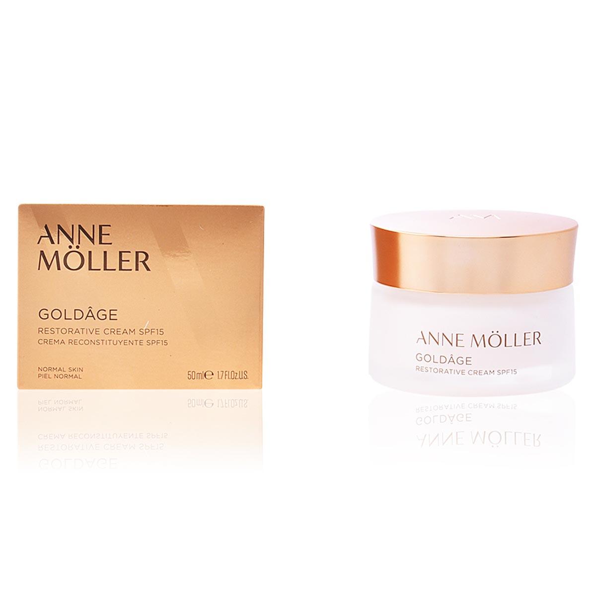 Anne moller goldage restorative spf15 crema 50ml