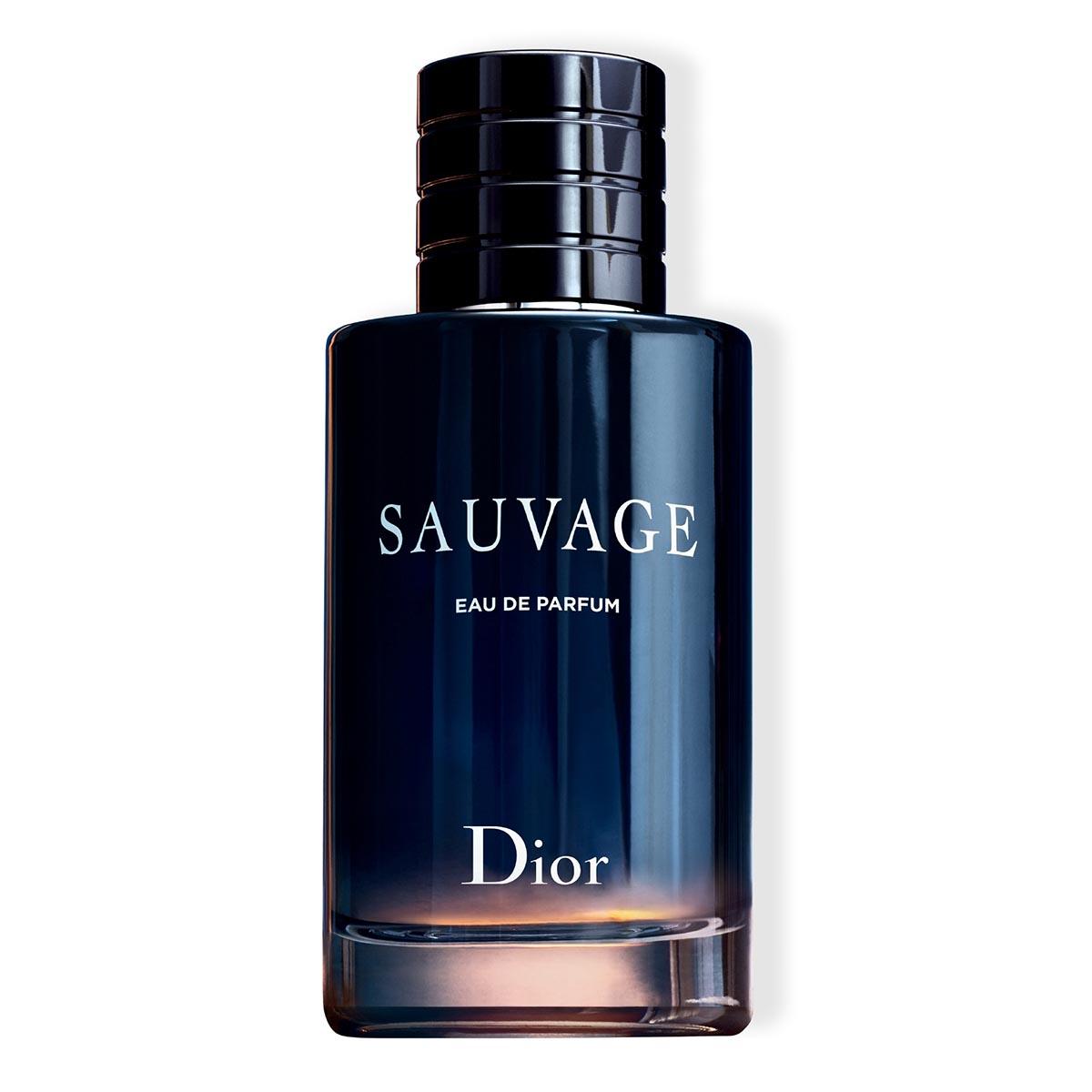 Dior sauvage dior eau de parfum 60ml vaporizador