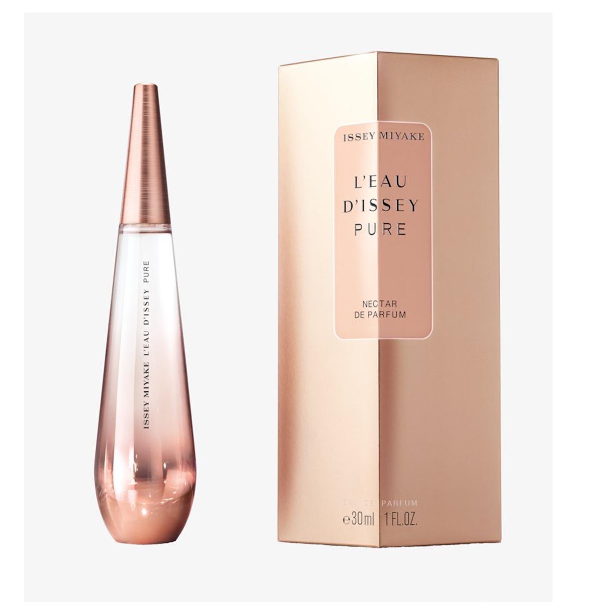 Issey miyake l eau d issey pure nectar de parfum 30ml vaporizador