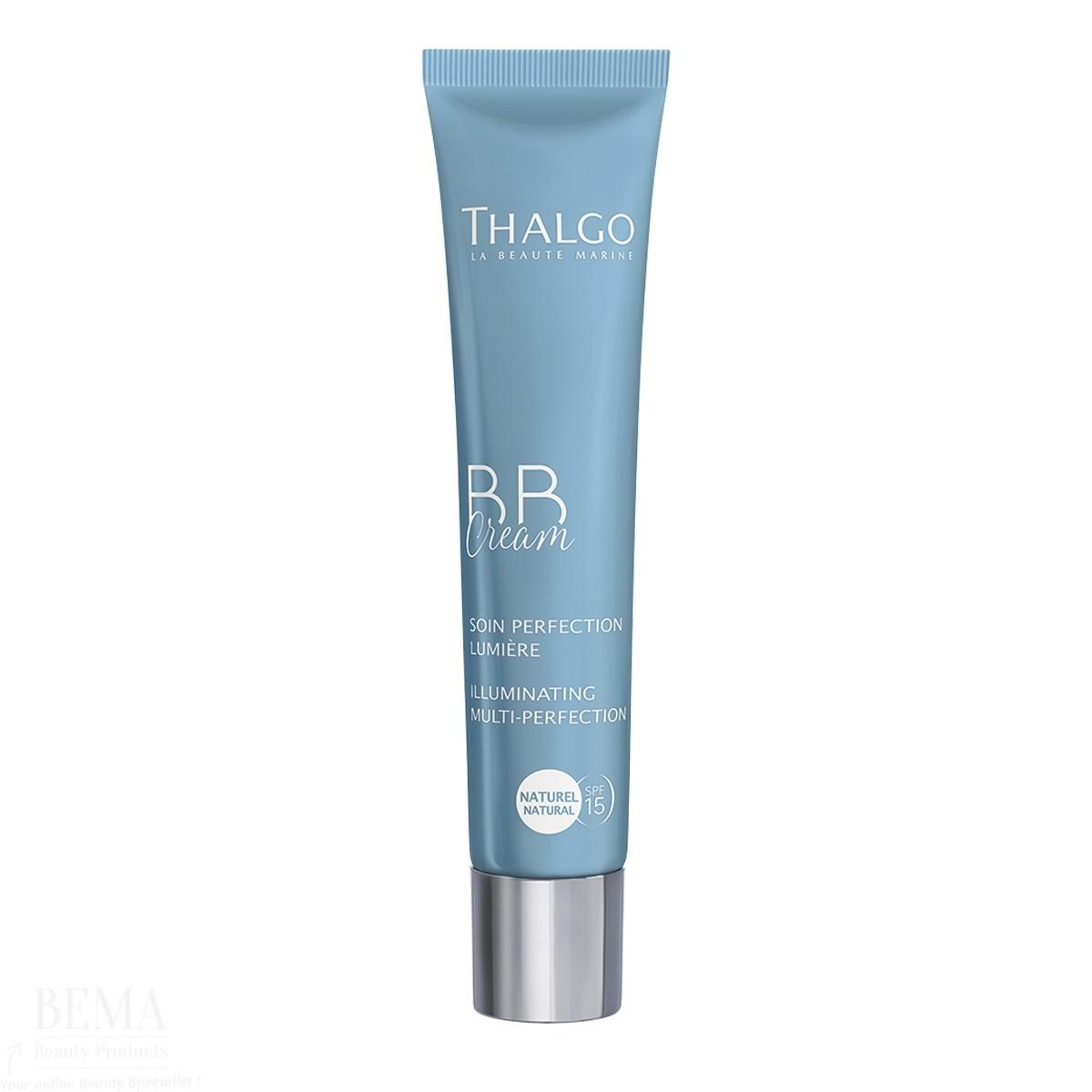Thalgo bb cream soin perfection lumiere naturel spf15 40ml