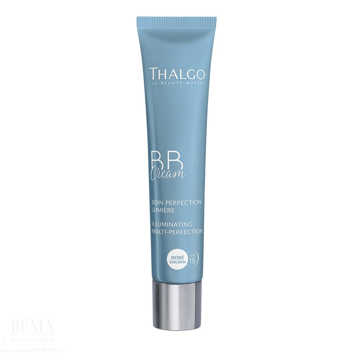 Thalgo bb cream soin perfection lumiere dore spf15 40ml